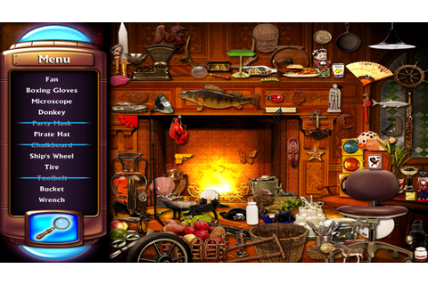 Download links for Hide and Secret Treasure of the Ages PC game