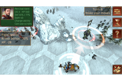 Hex Commander: Fantasy Heroes - screenshots gallery ...