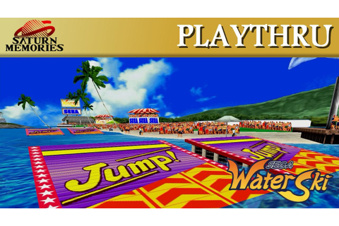 Sega Water Ski [Model 2] [Arcade] by SEGA (S-Rank) [HD ...