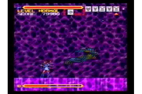 Super Valis IV (SNES): Full Game on Normal Difficulty ...