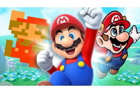 Top 10 Super Mario Games - IGN