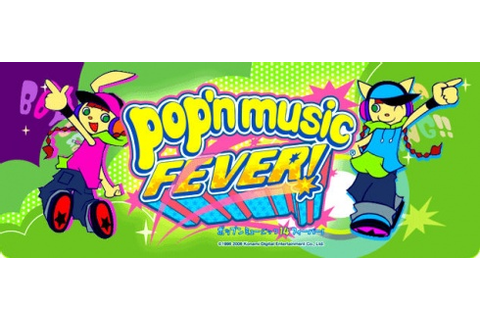 pop'n music 14 FEVER! - RemyWiki
