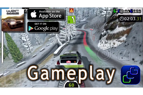 WRC World Rally Championship The Official Game iOS ...