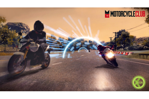 Join the Motorcycle Club on Xbox 360 Next Month - Xbox One ...