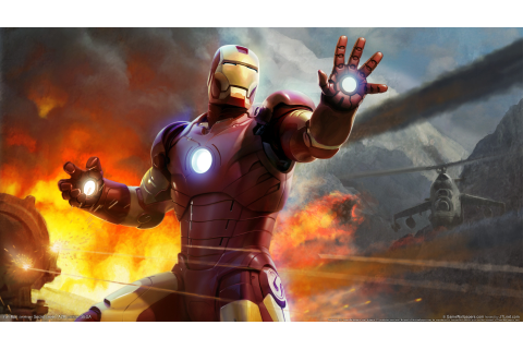 (Megapost) Wallpapers HD de Iron Man [Uno te llevas ...
