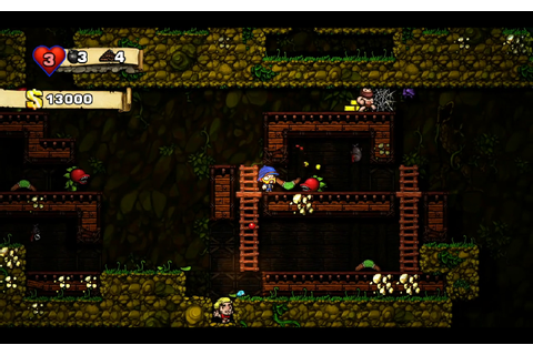 Indie Rock: Spelunky Is A Game About Improvising – The ...