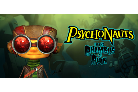 Psychonauts in the Rhombus of Ruin on Steam