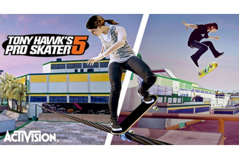 Tony Hawk's Pro Skater 5 Won't Have Multiplayer On PS3 And ...