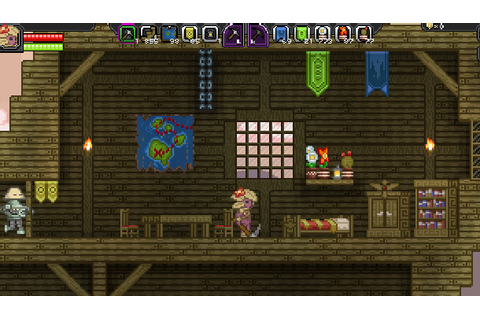 Starbound (Updated) Free Game Full PC Download - Free PC ...