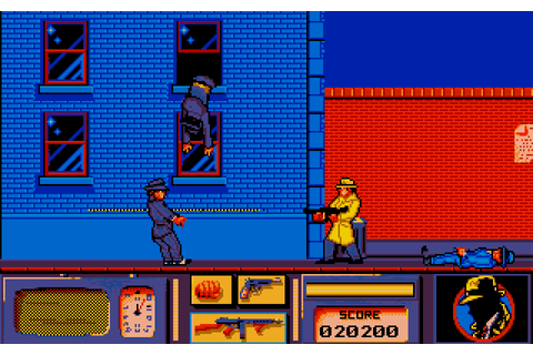 Dick Tracy : The Company - Classic Amiga Games