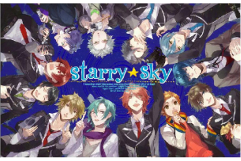 Starry☆Sky (Visual Novel) - TV Tropes