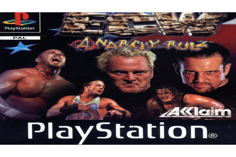ECW Anarchy Rulz First Impressions | Wrestling Game Review ...