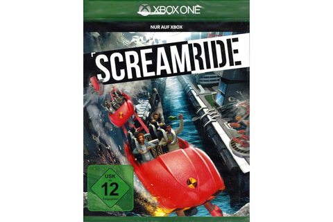 Screamride XBOX ONE GAME BRAND NEW Sealed | Games and ...