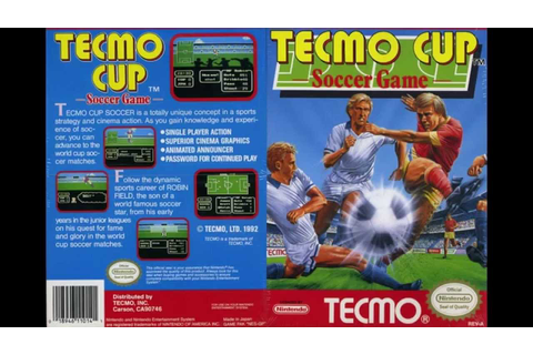 Tecmo Cup Soccer Game - Medley (D'n'B & Hip Hop) - YouTube