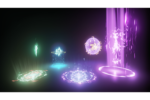 KY Magic FX 04 by Kakky in FX - UE4 Marketplace