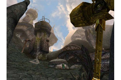 The Elder Scrolls III: Morrowind® Game of the Year Edition ...