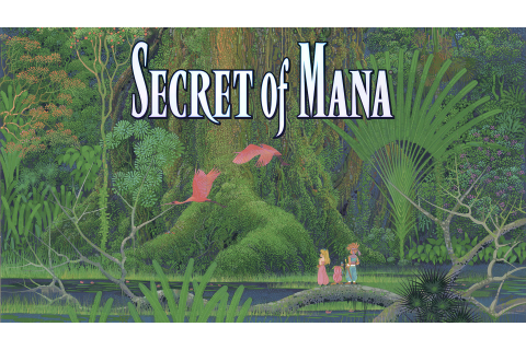 Super Nintendo game 'The Secret of Mana' is getting remade ...