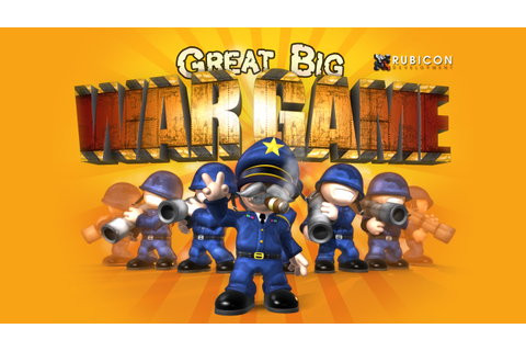 Great Big War Game - The sequel to Great Little War Game ...
