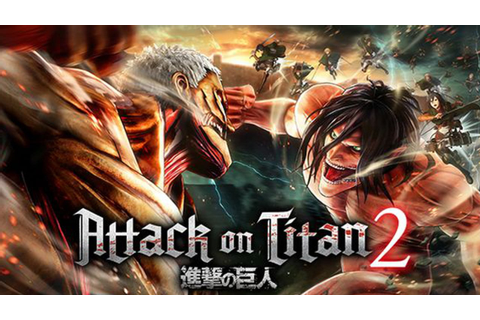 Attack on Titan 2 » FREE DOWNLOAD | CRACKED-GAMES.ORG