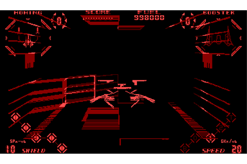 Red Alarm (1995) by T&E Soft Virtual Boy game