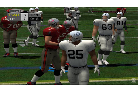NFL 2K3 PS2 Gameplay HD - YouTube