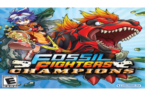 Fossil Fighters Champions Demo - YouTube