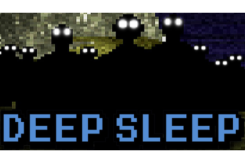 GREAT PIXEL HORROR GAME | Deep Sleep - YouTube