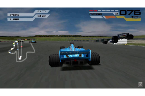 Formula One 2001 PS1 Gameplay HD - YouTube