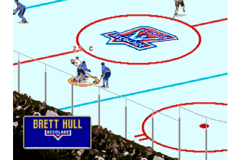 Brett Hull Hockey 95 Game Download | GameFabrique