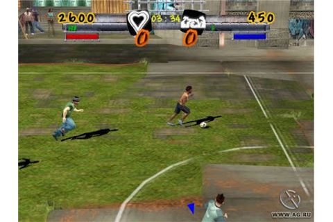 Free Download Urban Freestyle Soccer RIP PC Game | Yanst3r ...
