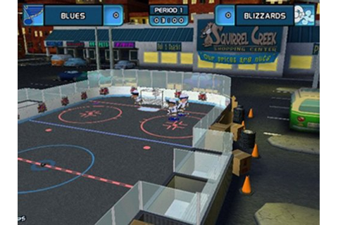 Backyard Hockey 2005 - PC