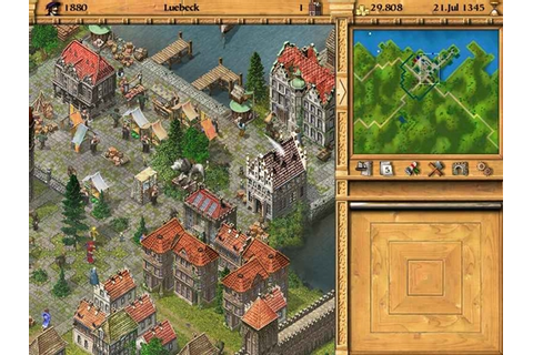 Patrician 3 Game - Free Download Full Version For PC