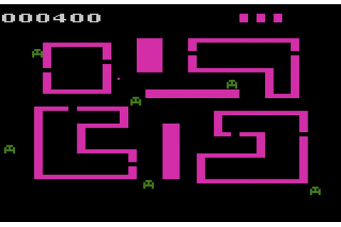 Game review: Coleco's Venture for #Atari 2600 | fewer ...