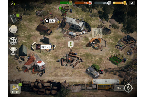 'The Walking Dead: No Man's Land' Guide - How To Play the ...