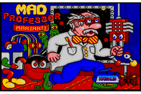 Mad Professor Mariarti | 80'S Top Games