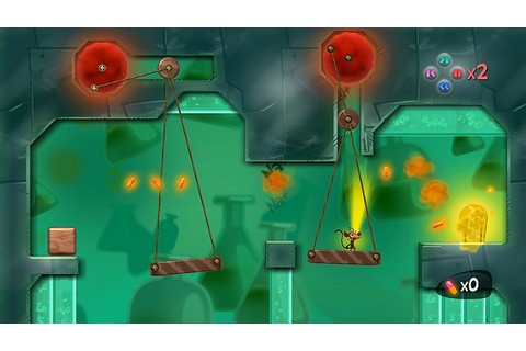 PS3 PSN GAMES FREE DOWNLOAD: Funky Lab Rat US [4.21]