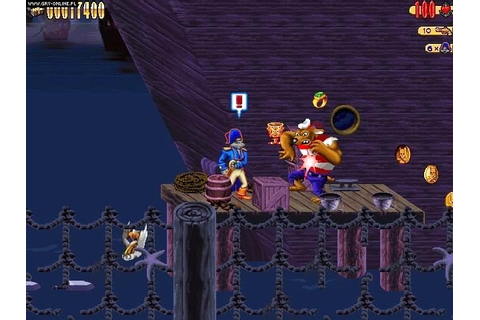 House Of Softwares: Captain Claw PC Game Download