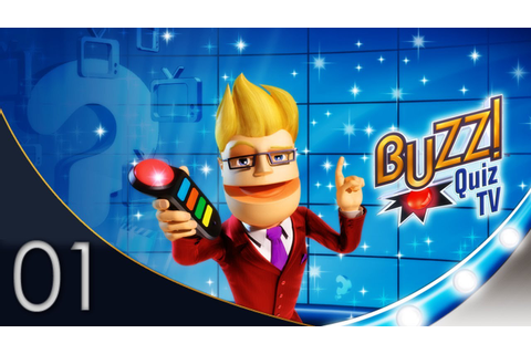 Yah Mo Play: Buzz! Quiz TV: VS Multiplayer Part 1: Nut ...