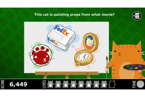 MovieCat 2 - The Movie Trivia Game Sequel! - Download ios game