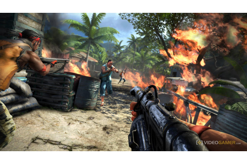 Far Cry 3 Pc Game - Direct Download ~ Comsoftlk Blog ...