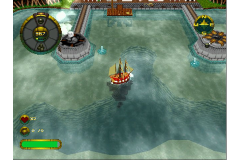 Play Overboard!/Shipwreckers! on your modern PC