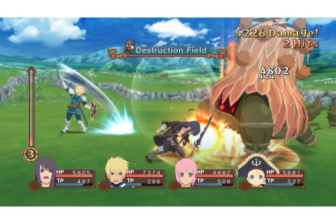 Tales of Vesperia Definitive Edition Release Date ...