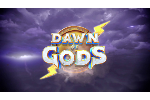 Dawn of Gods - Launch Trailer - YouTube