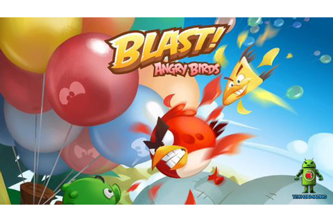 Angry Birds Blast (iOS / Android) Gameplay HD - YouTube