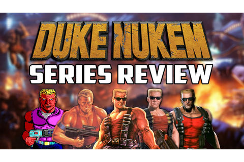 Reviewing Every Duke Nukem Game - GmanLives - YouTube