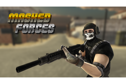 Masked Forces - Players - Forum - Y8 Games