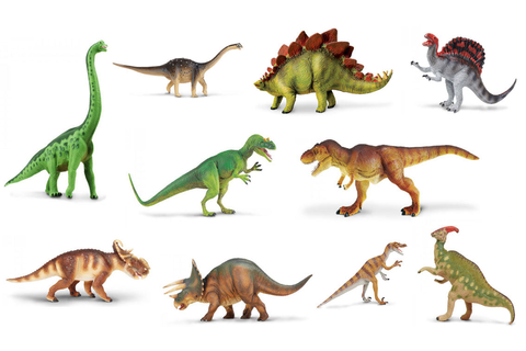 Safari Dino Set - Spectrum Educational Ltd