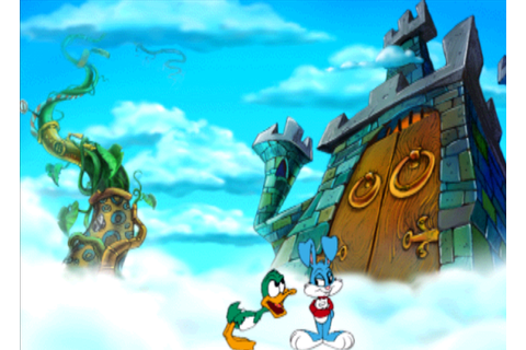Tiny Toon Adventures: The Great Beanstalk Screenshots for ...