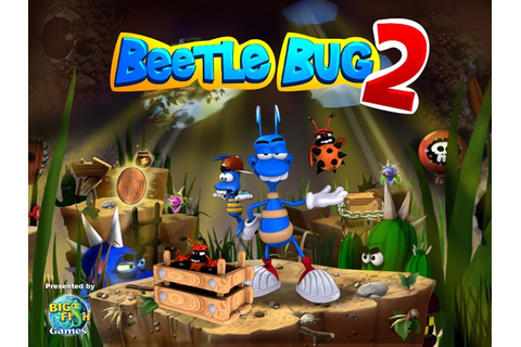 Beetle Bug 2 > iPad, iPhone, Android, Mac & PC Game | Big Fish