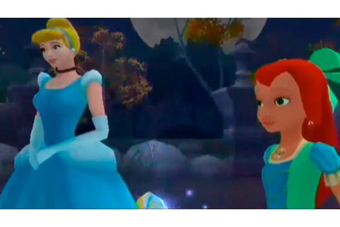 Disney Princess Enchanted Journey - Princess Cinderella ...
